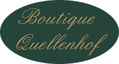 Logo vom Boutique Quellenhof